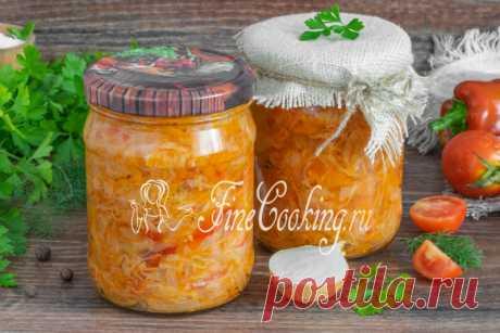 Щи в банке на зиму Можно ли приготовить щи на зиму? Запросто! Делюсь с вами рецептом заправки для щей со свежей капустой, луком, морковью, помидорами и сладким перцем.