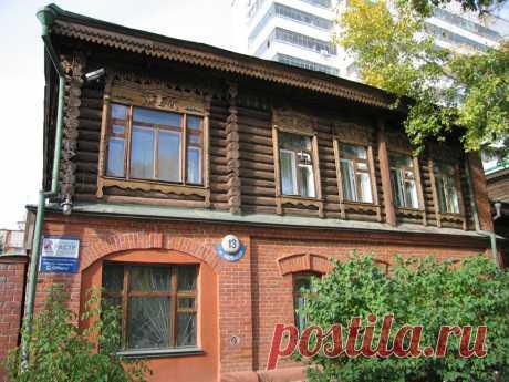 Novosibirsk, de 1905 ul, 13. Rusia. Novosibirsk. - PRAVDOM.
