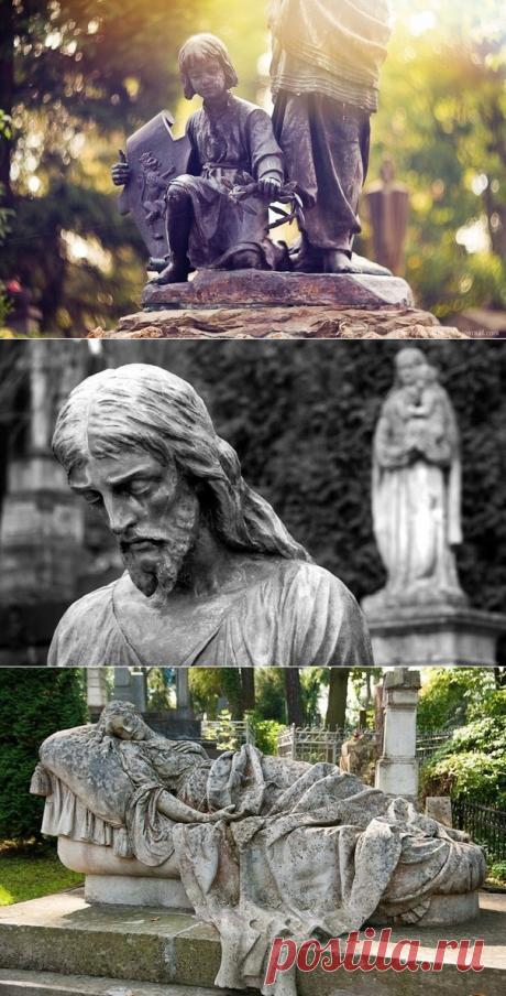 El cementerio Lychakovsky - Viajamos juntos
