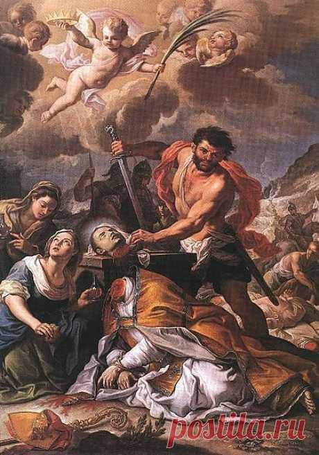 Чудо крови покровителя Сан - Дженнаро | Добро пожаловать в Италию!