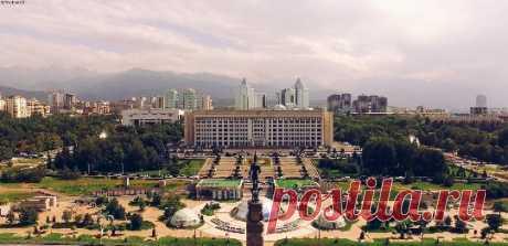Almaty symbol – a photo, the description. The known symbols in Almaty