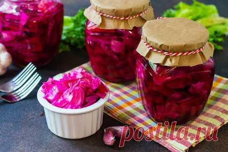 Острая маринованная капуста | Вкусные рецепты с фото | Яндекс Дзен