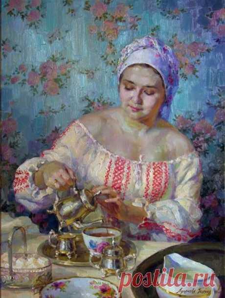 Русское чаепитие: вот с какими травами опасно пить чай