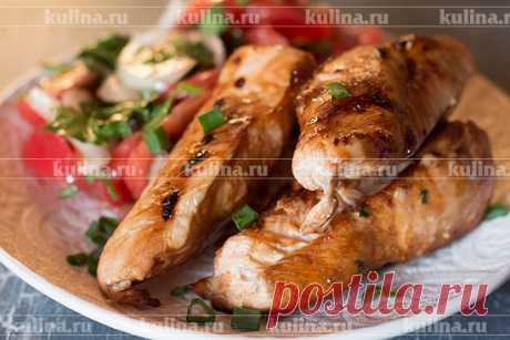 Куриный шашлык от которого все в восторге – рецепт приготовления с фото от Kulina.Ru