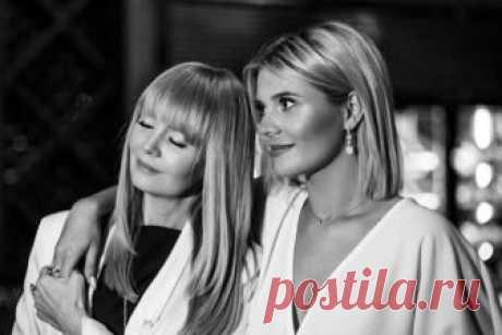 Анна Шульгина и Валерия выглядят как две капли воды несмотря на разницу в возрасте в 25 лет - - Шоу-биз на Joinfo.ua