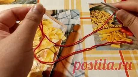 Вязание спицами. Легкий способ красиво набрать петли.   Спицы, пряжа, 3 крючка   Яндекс Дзен
