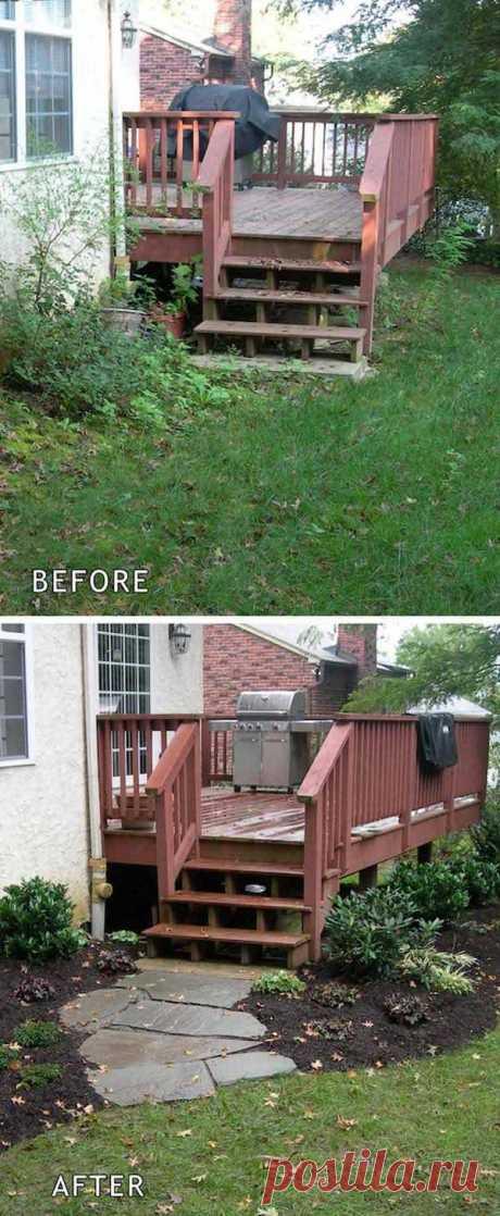 Советы по использованию узкого места на даче | Мой дом