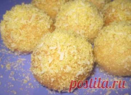 Печенье «Одуванчики»