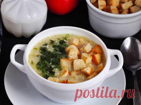 Чешский картофельный суп Чешский картофельный суп - прекрасная альтернатива приевшимся супчикам, которые мы варим каждый день! Этот супчик стоит попробовать!