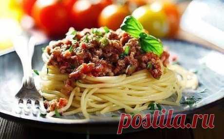 9 рецептов подливы к спагетти | БУДЕТ ВКУСНО!