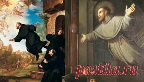 Летающий монах Иосиф Купертинский  Многие люди отказываются верить в реальность левитации, считая ее просто обычными трюками, а ученые пытаются объяснить природу данного феномена с позиции логики. Однако летающий монах Иосиф Купертинс…