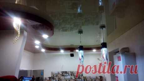 Натяжные потолки любой сложности - Отделка / ремонт Днепродзержинск на Olx