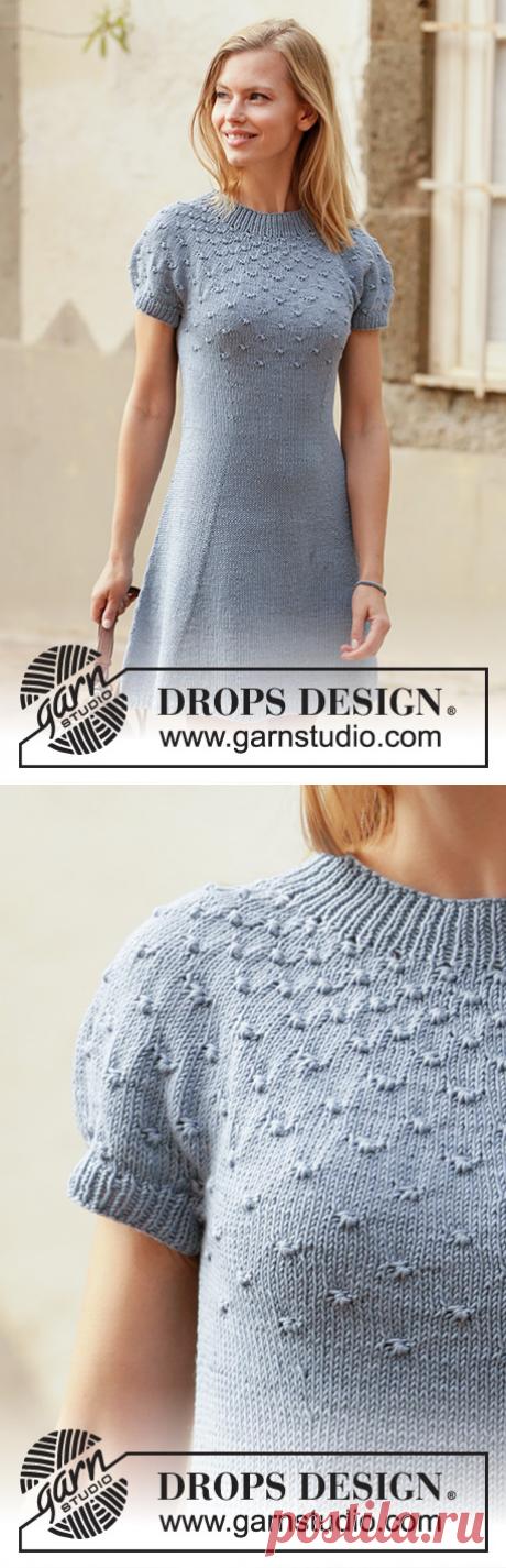Платье Enchanted Evening от DROPS Design - блог экспертов интернет-магазина пряжи 5motkov.ru