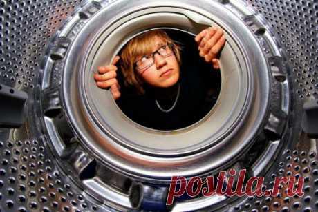 Чистка стиральной машинки!
