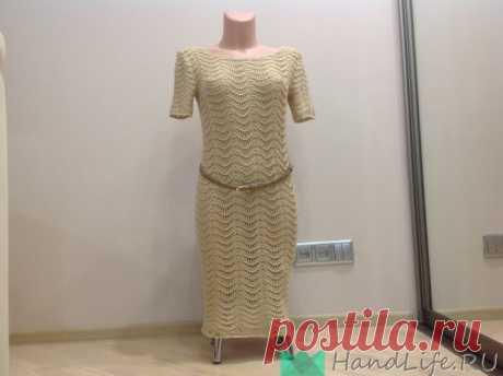 Платье / Вязание