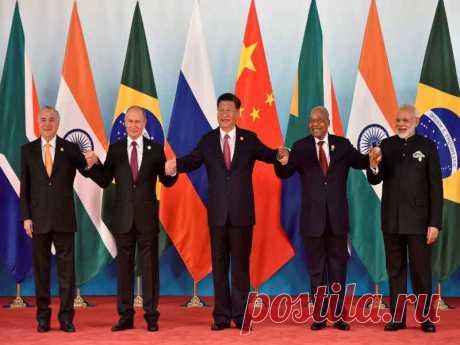 Новый полюс экономического развития - БРИК (Бразилия, Россия, Индия, Китай)   Cash for cash