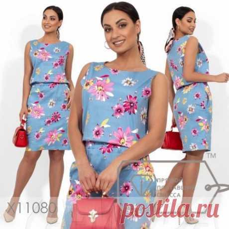 Джинсовое платье в больших размерах : новая коллекция размер 48+ уже на сайте. Спешите увидеть.