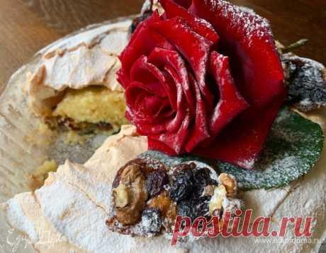 Яблочный пирог «Восточный поцелуй». Ингредиенты: мука, сахар, яйца куриные