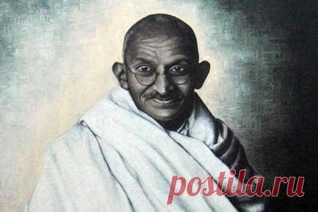Ганди: «Умение прощать – свойство сильных. Слабые никогда не прощают» 20 принципов жизни Махатмы Ганди, к которым стоит прислушаться