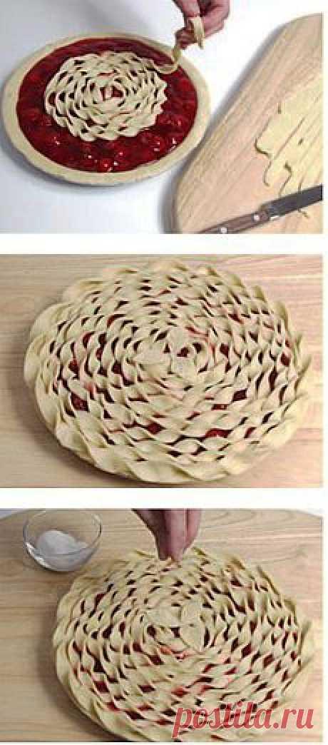 Идея для пирога   :)