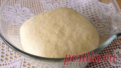 Супер тесто для пирогов Без Дрожжей и Без Яиц! Пошаговый рецепт с фото и видео   ПРОСТОРЕЦЕПТ   Яндекс Дзен