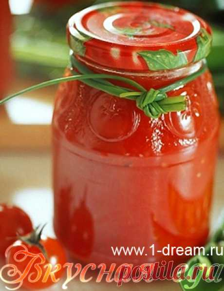 Tomatoes in own juice
