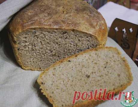 Домашний хлеб из трёх сортов муки | ПОВАРЁНОК.РУ | Яндекс Дзен