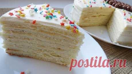 Любимый торт Аллы Пугачевой Рецепты