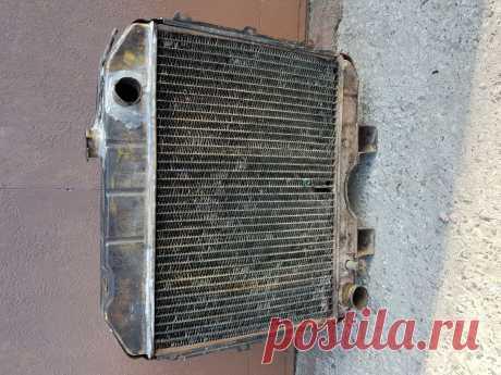 Продам радиатор УАЗ - Запчастини Вишневе на board.if.ua код оголошення 53990