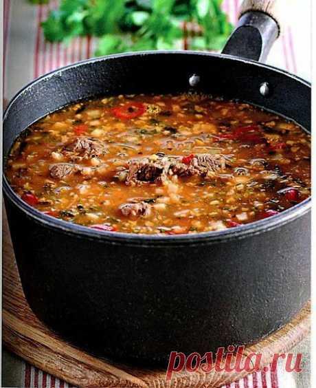 Суп Харчо | Банк кулинарных рецептов