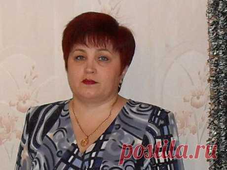 Ирина Латухова