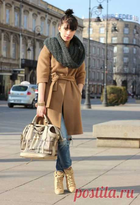 Способы красиво завязать шарф на куртку, пальто, верхнюю одежду. Как красиво и стильно завязать шарф на шее?