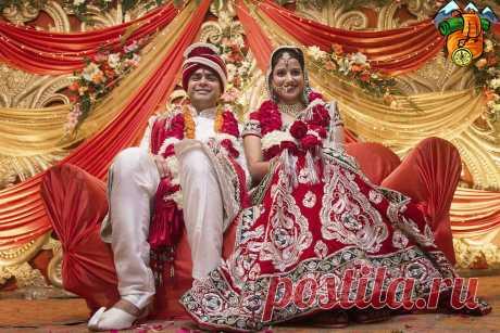 Не всегда понятные русскому традиции индийской свадьбы
