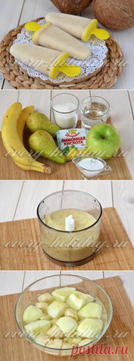 Сорбет: рецепт в домашних условиях из фруктов в мороженице