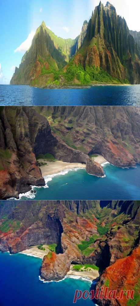 Гавайский сюр.
