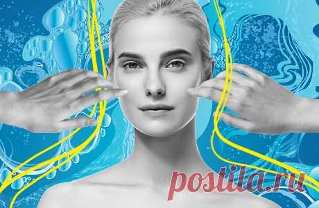 Как избавиться от отечности лица за 15 минут - Beauty HUB