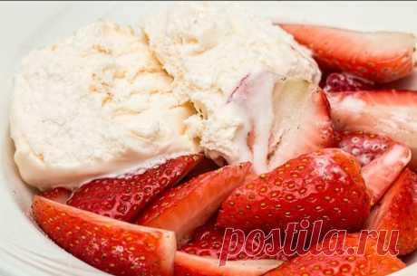 Готовим вкуснейшее мороженое без сливок из доступных продуктов с пикантным молочно - сливочным вкусом.