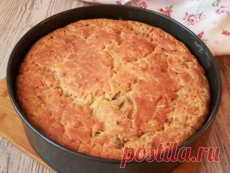 Очень вкусный и сытный капустный пирог на кефире | Вкуснейшая кухня | Яндекс Дзен