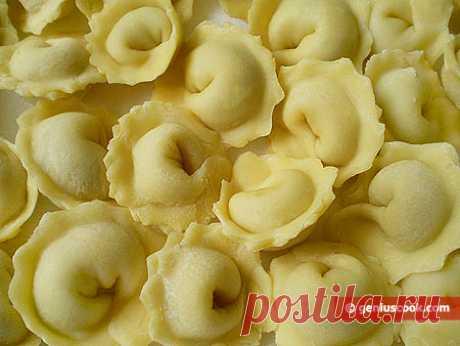 Пельмени домашние — Гениальная кулинария