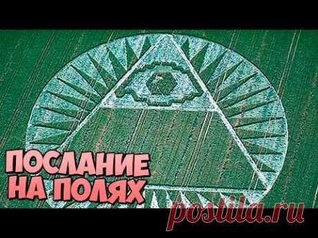 7 ФАКТОВ о КРУГАХ на ПОЛЯХ - YouTube