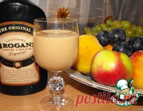 Молочно-кофейный ликeр – кулинарный рецепт