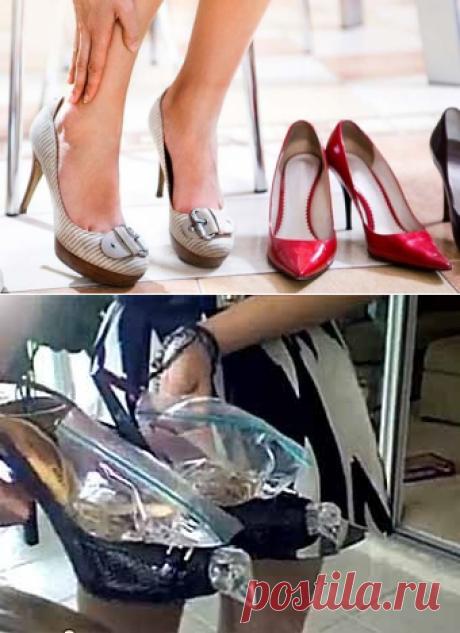Как растянуть обувь: 5 советов от мастера-сапожника | Позитив - только интересные статьи