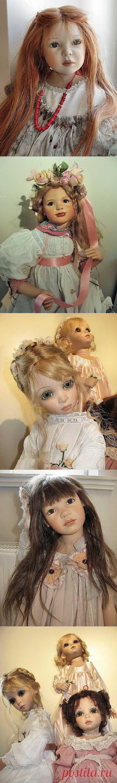 ¡Las muñecas, como vivo!
