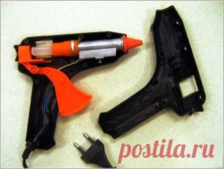 Что нужно знать о горячем клее и клеевых пистолетах — Полезные советы
