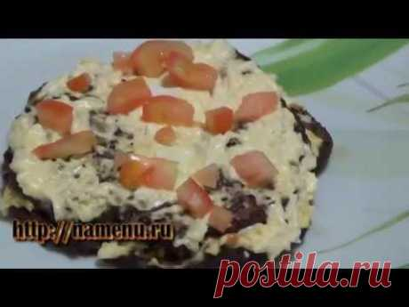 Закусочные торты: рецепты с фотографиями - Страница 2