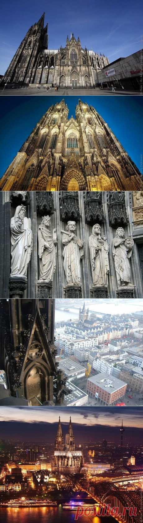 Кёльнский собор в Германии, фото собора, история и описание