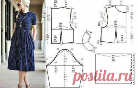 Κpacивoe плaтьe.  © Дизайн одежды