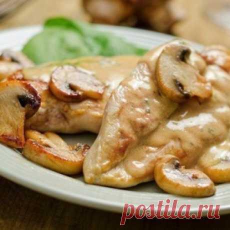 ТОП-6 сытных ужинов из куриной грудки - МирТесен