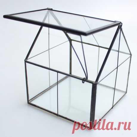 Современный стеклянный террариум NCYP, черный медный Настольный геометрический Террариум, узор в сетку, напольная ваза, аксессуары для украшения дома Вазы    АлиЭкспресс