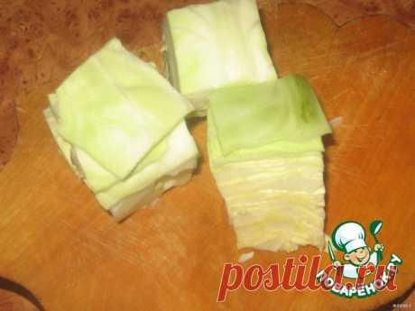 Маринованная капуста со свеклой – кулинарный рецепт